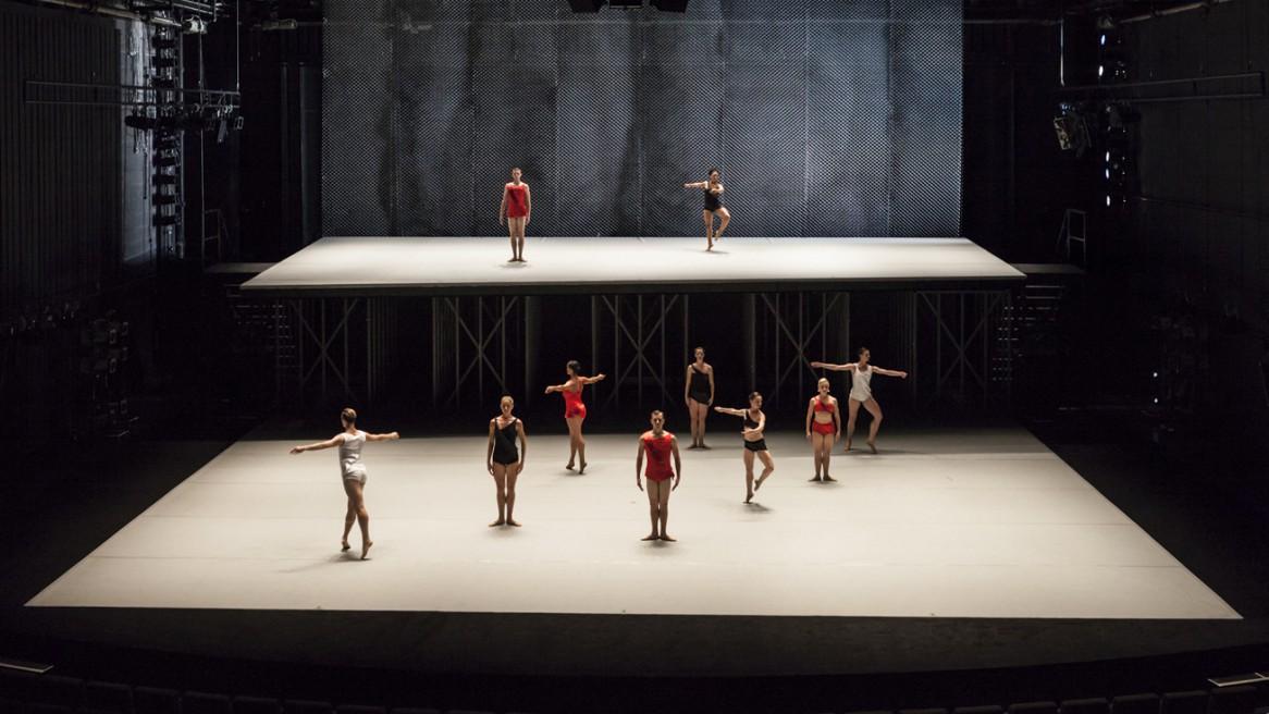 Tanz im August 2015