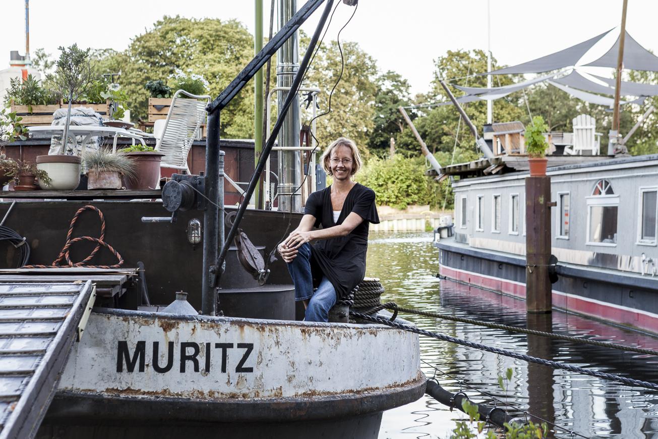 Hausboot Hilde Kiel