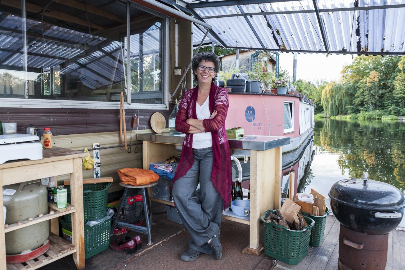 Hausboot Susanne Traumann