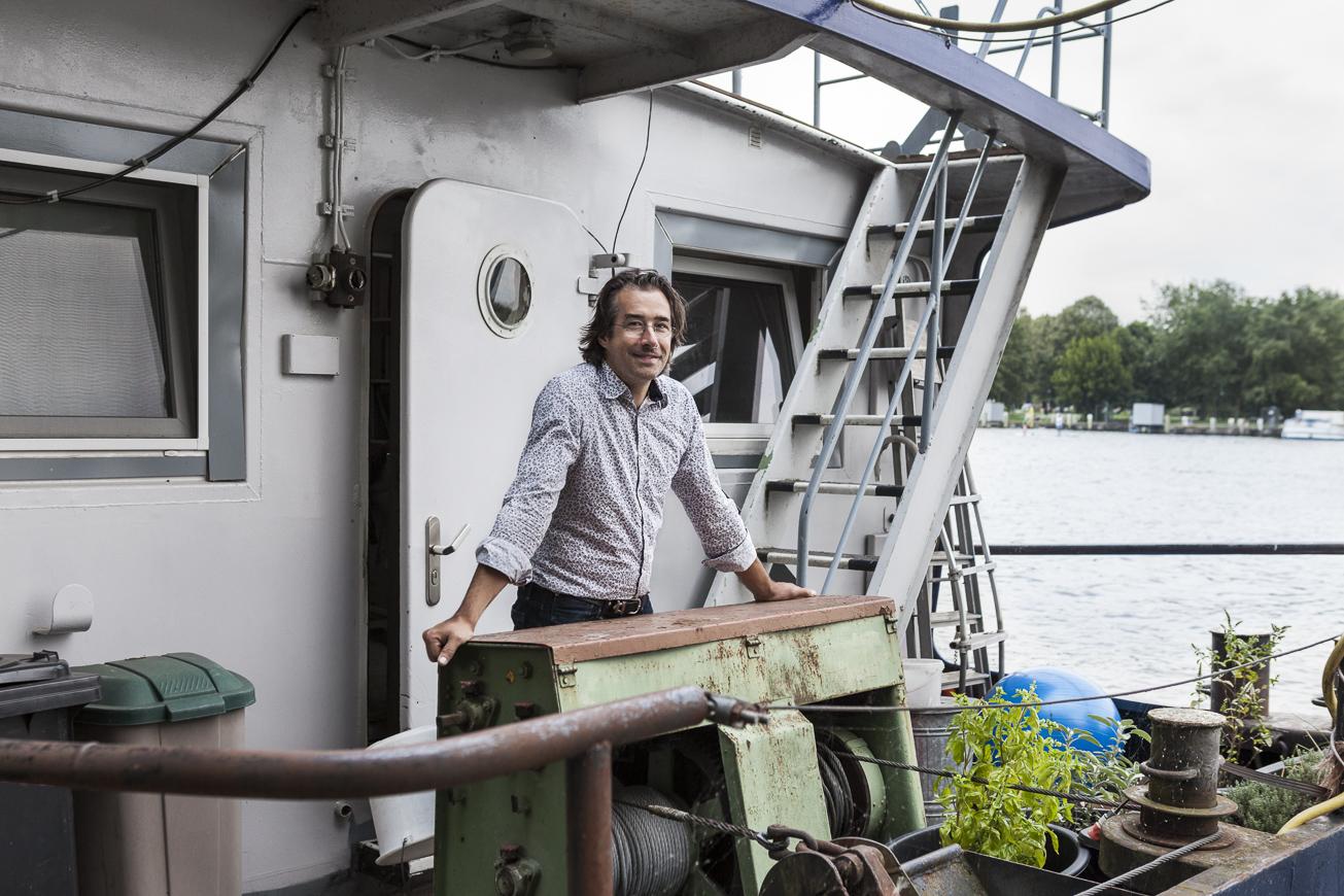 Hausboot Felix Eisenhardt