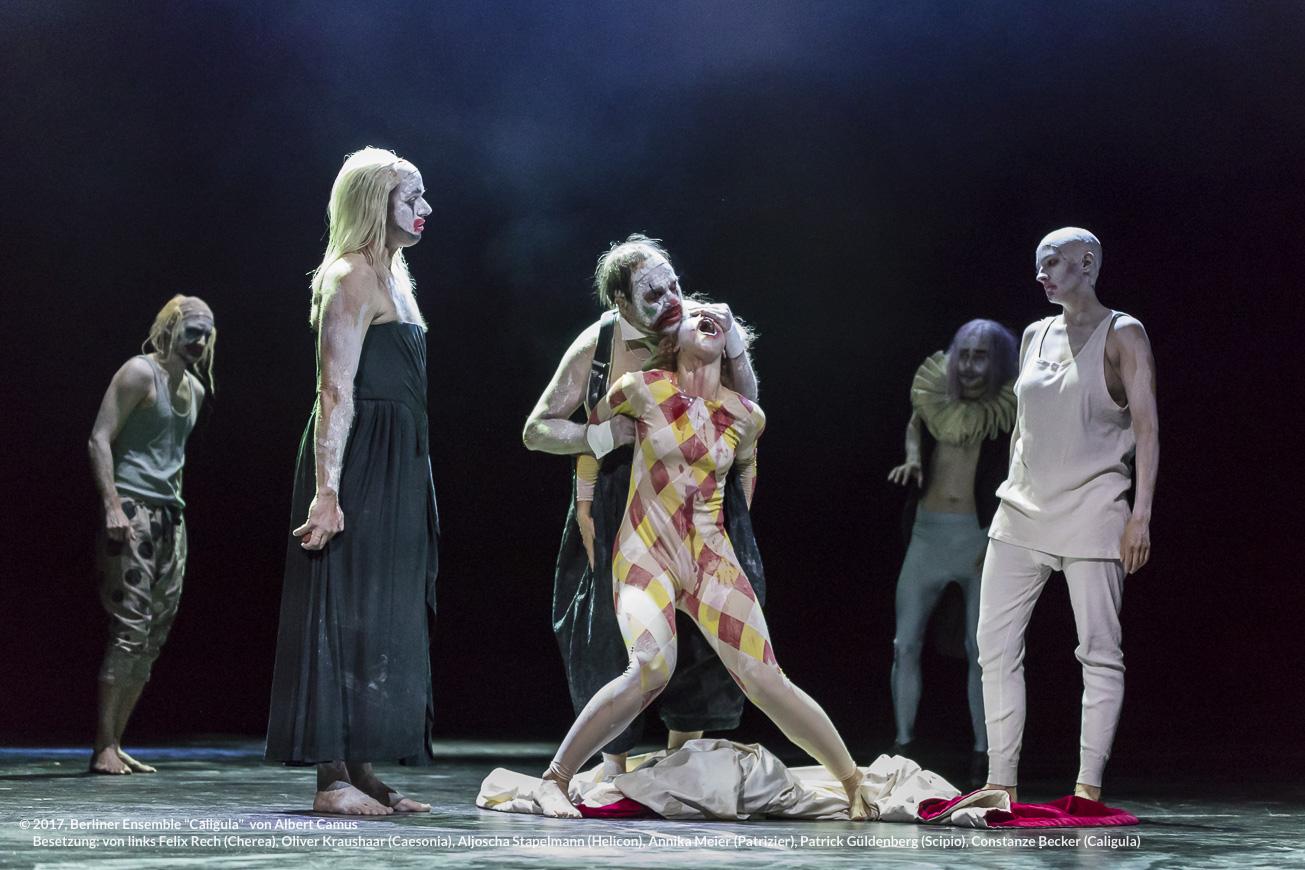 Berliner Ensemble - Caligula von Albert Camus