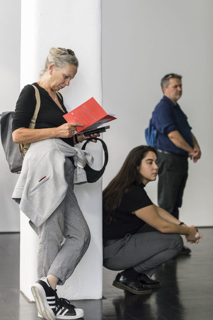 Retrospektive La Ribot 2002-2017 - Galerie Barbara Weiss