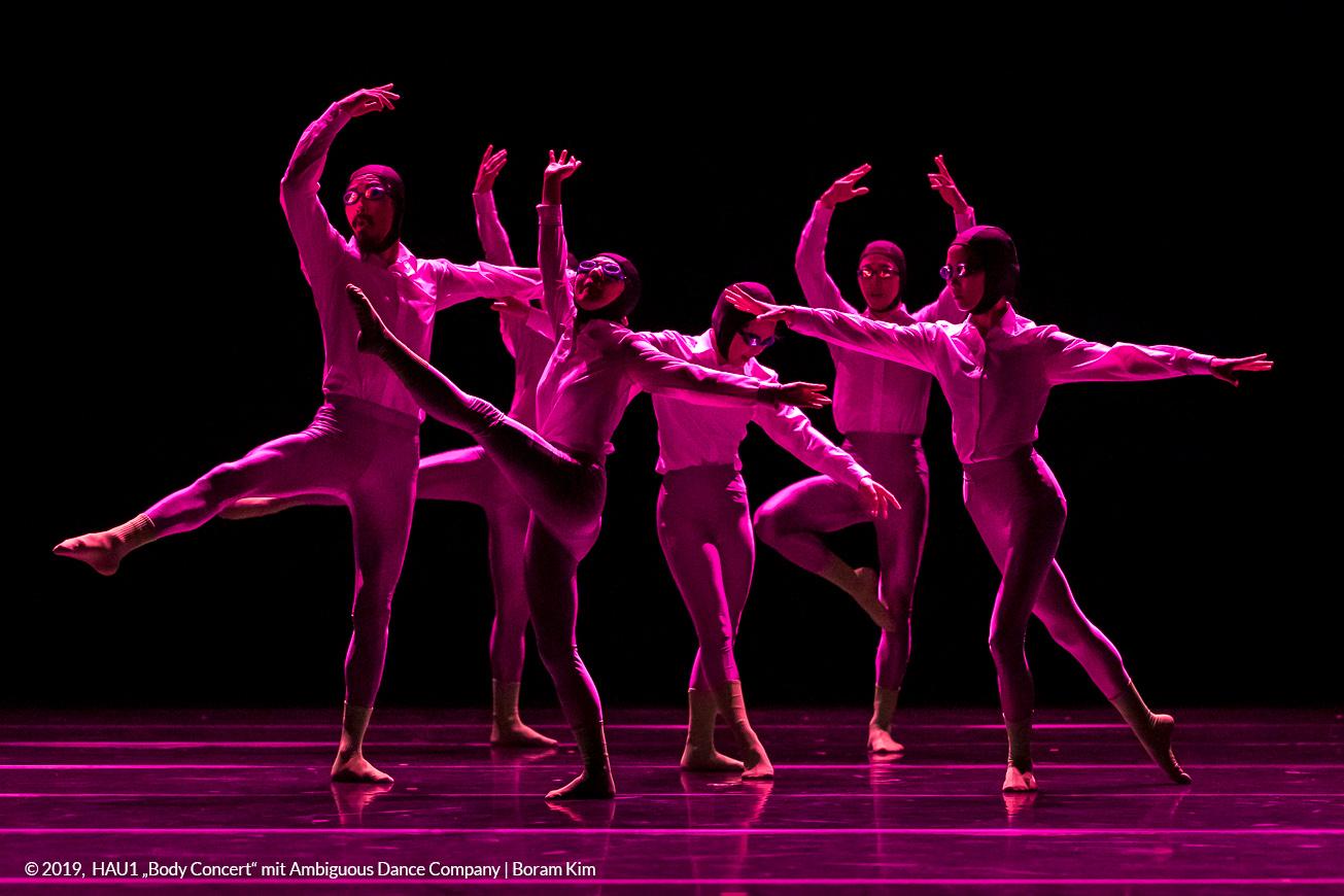 Body Concert - Ambiguous Dance Company